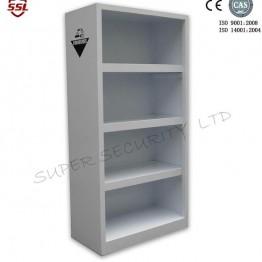 mobilier industrial de perete din material plastic