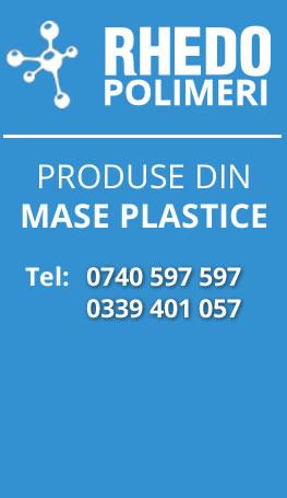 Rhedo Polimeri - producator mase plastice